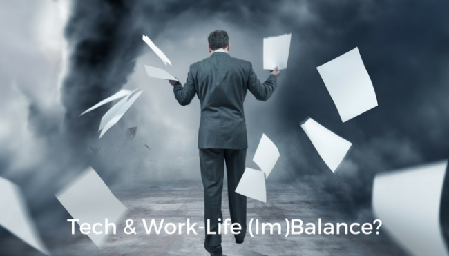 tech & worklife imbalance